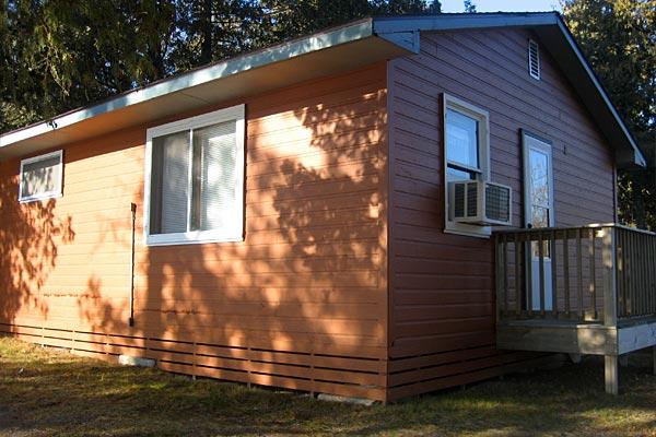 Minnesota lake cabins two bedroom lake level cabin for Minnesota fishing cabins