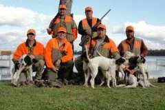 courtney-holdgen-virginia-group-grouse-hunting